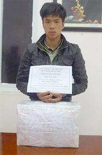 Biểu dương thành tích bắt 9kg ma túy đá ở Cao Bằng