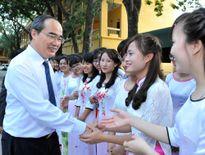 GS Nguyễn Thiện Nhân: 'Thời gian làm giáo viên là hạnh phúc nhất'