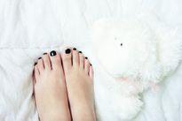Ngón chân nói gì về bạn?