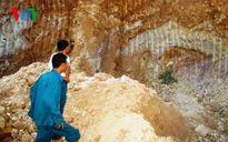 Thanh Hóa phát hiện quả bom nặng khoảng 200 kg