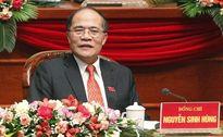 Chủ tịch Quốc hội Nguyễn Sinh Hùng làm Chủ tịch Hội đồng bầu cử Quốc gia