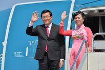 Chủ tịch nước Trương Tấn Sang thăm CHLB Đức từ ngày hôm nay