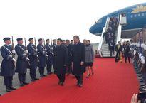 Chủ tịch nước Trương Tấn Sang gặp cộng đồng người Việt tại Đức
