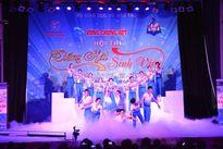 Tổ chức Hội thi tiếng hát sinh viên toàn quốc lần thứ XIV năm học 2015 - 2016