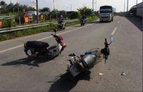 Tin tức tai nạn giao thông ngày 25/11: Xe máy đấu đầu, 2 người nguy kịch