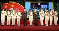 Trao giải thưởng 'Phụ nữ Tổng cục Chính trị CAND xuất sắc tiêu biểu'