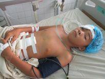 Nam sinh lớp 7 bị vỡ gan do xe đạp bất ngờ gãy cổ