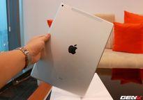 Trên tay iPad Pro: mỏng, nhẹ, nhưng sẽ chẳng có gì đặc biệt khi không có phụ kiện đi kèm