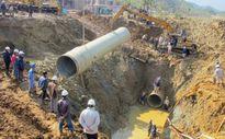 Đề nghị truy tố 9 bị can trong vụ án vỡ ống nước sông Đà