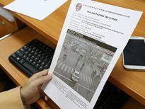 CSGT Hà Nội sắp gửi biên bản xử phạt về tận nhà chủ phương tiện vi phạm