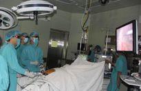 Thừa Thiên Huế: Lần đầu tiên ứng dụng kỹ thuật 3D mổ ung thư dạ dày
