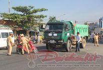 Quảng Ngãi: Hai vụ tài xế tự gây tai nạn
