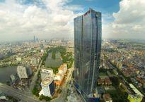 Ứng dụng vật liệu kính trong kiến trúc nhà cao tầng