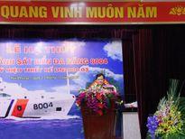 Việt Nam hạ thủy tàu Cảnh sát biển DN-2000 thứ ba