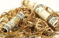Giá vàng trong nước đang giảm mạnh