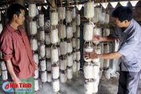 Cơ hội thoát nghèo từ nghề trồng nấm