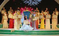 Đào Thị Minh Ngọc đăng quang Người đẹp xứ Trà