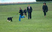 Nhà Trắng chia sẻ những hình ảnh hạnh phúc của gia đình Tổng thống Mỹ