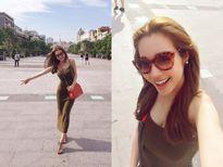 Khả Ngân gợi cảm với bikini, Ly Kute làm mẫu bà bầu