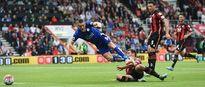 11 trận liên tục nổ súng đưa Jamie Vardy đi vào lịch sử Premier League