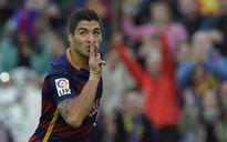 Góc thống kê: Luis Suarez phá kỷ lục ghi bàn của bản thân