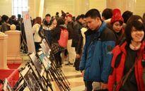 Triển lãm ảnh tại Seoul về đảo nhân tạo trái phép của Trung Quốc
