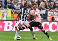 Palermo – Juventus: Trận chiến nhỏ, ý nghĩa lớn