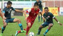 XEM TRỰC TIẾP U21 Việt Nam vs U21 Singapore: Đứng dậy sau cú sốc