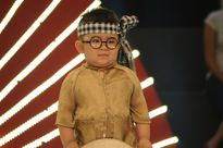 Thách thức danh hài tập 5 mùa 2 ngày 29/11: Bé Bánh Bao tụt quần trên sân khấu