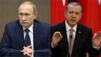 Ông Putin từ chối gặp Tổng thống Thổ Nhĩ Kỳ