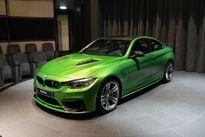 """BMW M4 """"hàng thửa"""" chính hãng của dân chơi Ả Rập"""