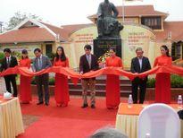 Khai trương phòng trưng bày di sản văn chương Nguyễn Du và truyện Kiều