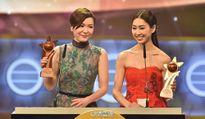 Hồ Định Hân khóc òa khi đạt giải Thị hậu tại Astro Malaysia 2015
