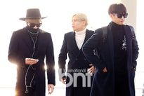 SHINee, BTS, GOT7 nô nức sang Hồng Kông dự MAMA 2015
