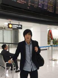 Tuấn Anh khoác áo Yokohama thi đấu với đội của New Zealand