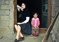 Diễn viên Ngọc Thanh Tâm lãng mạn giữa núi rừng Đông Bắc