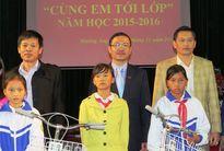 Tập đoàn Quế Lâm cùng NNVN lên với trẻ em nghèo Tây Bắc