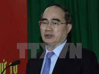 Chủ tịch Ủy ban MTTQ Việt Nam tiếp Tổng Thư ký Tổ chức Bắc Âu