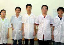 Năm bội thu giải thưởng Olympic quốc tế của HS Việt Nam