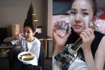 Sao Hàn 1/12: G-Dragon chế ảnh hóa cún, Hye Ri lườm nguýt đanh đá