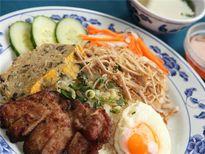 Những món ăn tạo nên thương hiệu vỉa hè của Sài Gòn