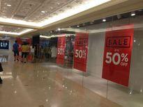 Cửa hàng giảm giá sốc 50%: Cẩn thận chiêu khuyến mãi giả