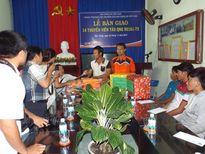 Cứu thành công 14 ngư dân bị nạn ở Trường Sa