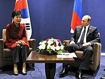 Hàn Quốc nhờ Nga tác động tới Triều Tiên