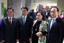 Ông Nguyễn Đức Chung đắc cử Chủ tịch UBND Thành phố Hà Nội