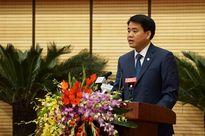 Ông Nguyễn Đức Chung trúng cử Chủ tịch UBND TP. Hà Nội