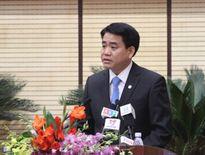 Tướng Chung nói gì sau khi đắc cử Chủ tịch UBND TP. Hà Nội?
