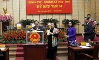 Đồng chí Nguyễn Đức Chung trúng cử chức danh Chủ tịch UBND Thành phố Hà Nội