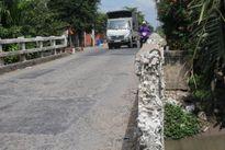 Cấm xe tải trên QL1: Đường tránh không đảm bảo tải trọng