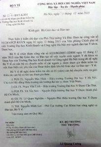 Đào tạo 'bác sỹ Kinh Công': Giáo sư đầu ngành thẩm định trường KD&CN